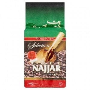 Café Najjar -  100% Káva s Kardamomom