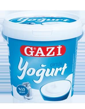 Gazi - Naturálny Jogurt 3,5% tuk