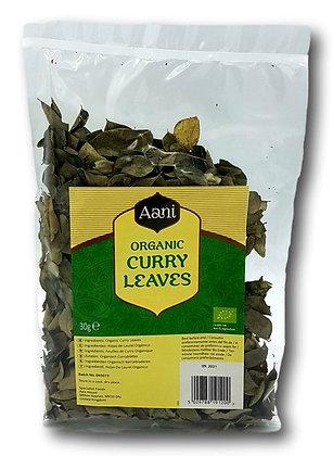 Aani - Organické Kari listy