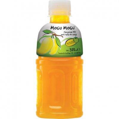 Mogu Mogu - Mangový Džús 25% s Nata de Coco
