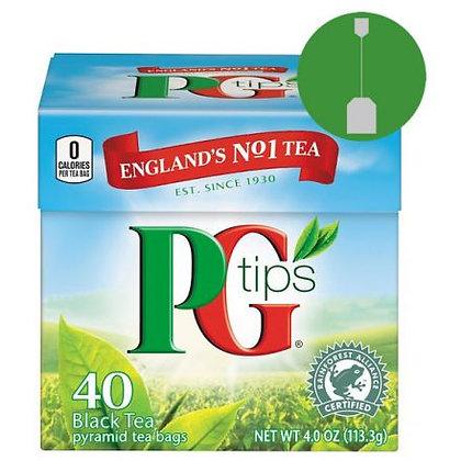 PG - Čierny čaj