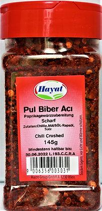 Hayat - Drvená chili paprika, 145g