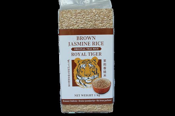 Royal Tiger - Hnedá Jazmínová Ryža