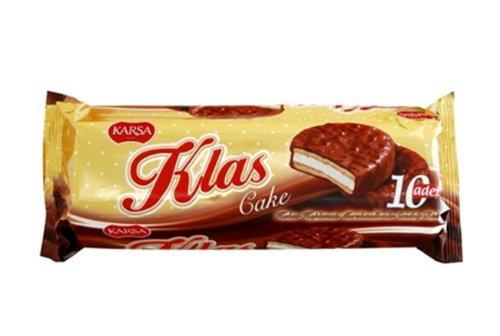 Karsa - Klas - Kakaové Keksíky s Marshmallow