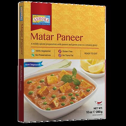 Ashoka - Matar Paneer (Tofu)