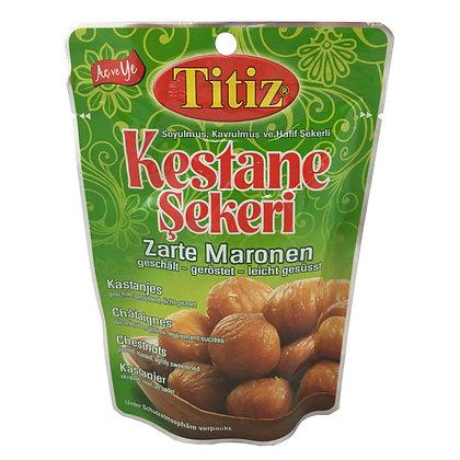 Titiz - Pečené Olúpané Gaštany mierne Sladené