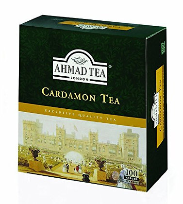 Ahmad Tea- Čierny Čaj s Kardamónom