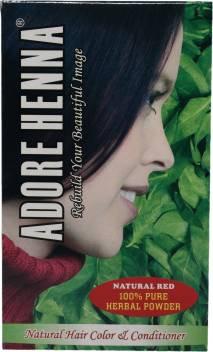 Adore Henna -  Hnedá aj s Kondicionérom