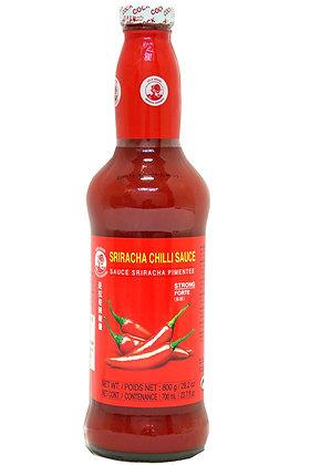 Cock Brand - Sriracha Chilli Omáčka Silná