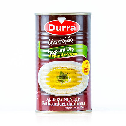 Durra- Baklažanový Dip