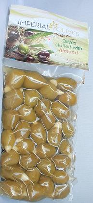 Imperial Olives - Olivy plnené Mandlami