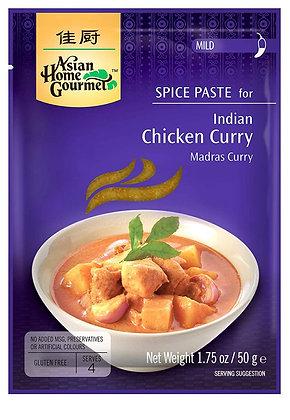 Asian Home Gourmet-  Indické Kari na kurča