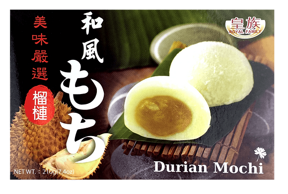 Royal Family - Durian Mochi