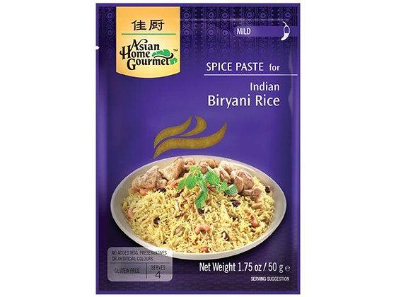 Asian Home Gourmet-  Indická Biryani Ryža
