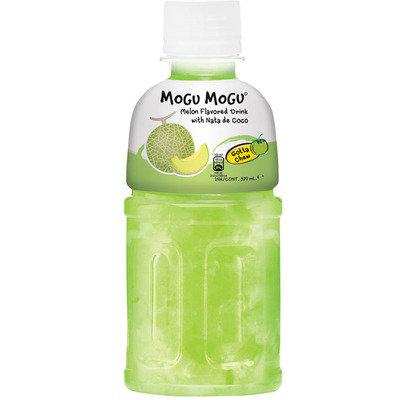 Mogu Mogu - Melónový Nápoj s Nata de Coco