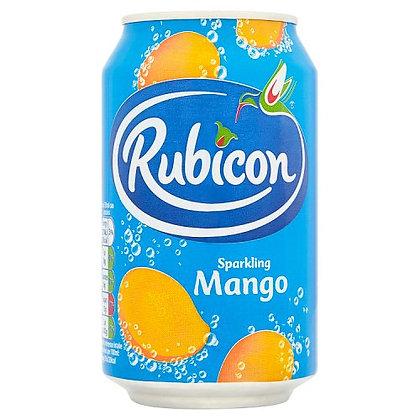 Rubicon - Šumivý Mangový Nápoj