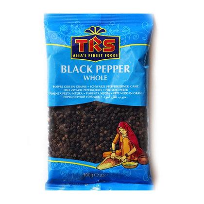 TRS Black Pepper Whole - čierne korenie celé100g