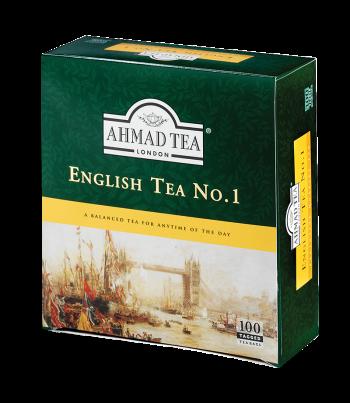 Ahmad Tea - Čierny čaj English Tea No. 1