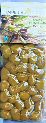 Imperial Olives - Olivy Plnené s Cesnakom