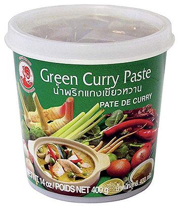 Cock Brand - Zelená Kari pasta