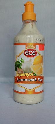 ece - Turecká cesnaková omáčka