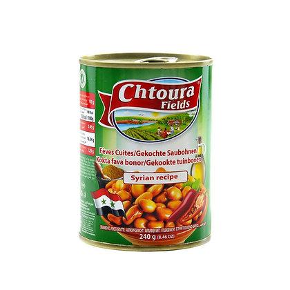 Chtoura Fields- Foul Medammes Sýrsky recept (fava fazuľa)