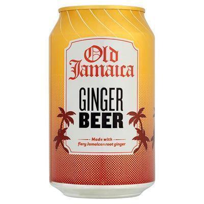 Old Jamaica - Zázvorové Pivo, 330ml