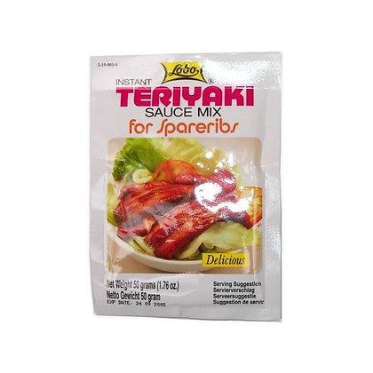 Lobo- Teriyaki korenistý mix na rebierka