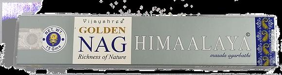 Golden Nag - Vonná Tyčinka Himaalaya vôňa