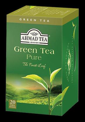 Ahmad Tea - Zelený Čaj (Green Tea) -sypaný