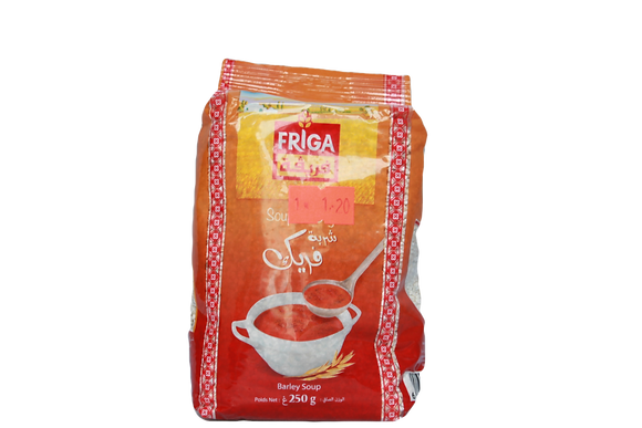 Friga - Freekeh (Jačmenná tráva)