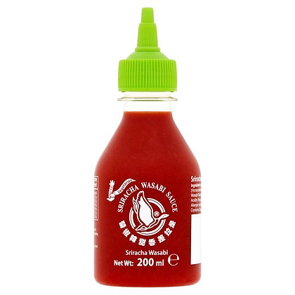 Flying goose - Sriracha wasabi, 200ml