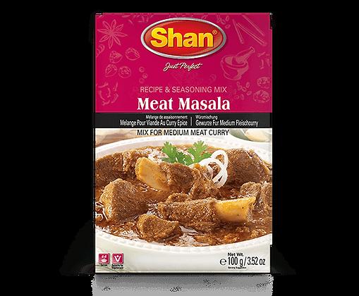 Shan -Masala na mäso (Kari)