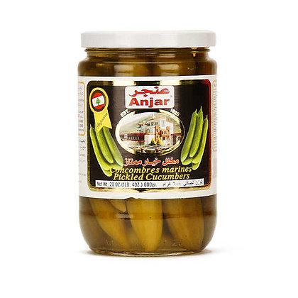 Anjar - Nakladané Divé Uhorky