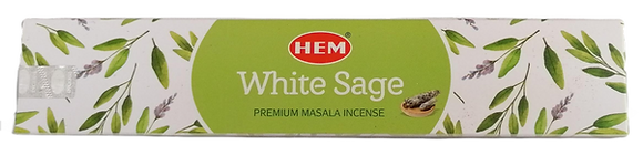 Hem - Vonná Tyčinka Biela Šalvia