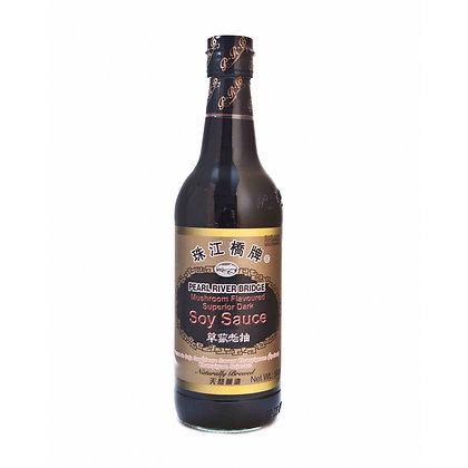 PearlRiverBridge- Sojová omáčka, tmavá hubová, 150