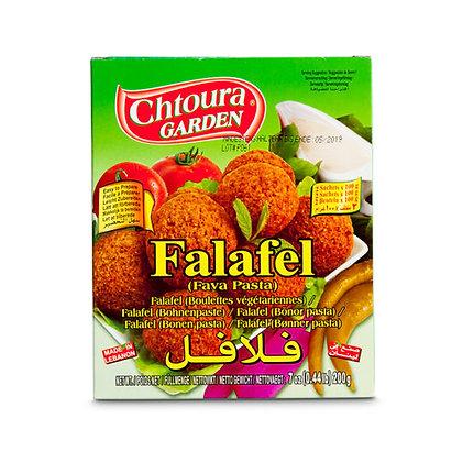 Chtoura Garden - Falafel Pasta