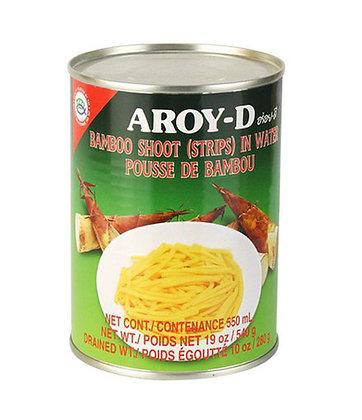 Aroy D- Bambusové výhonky