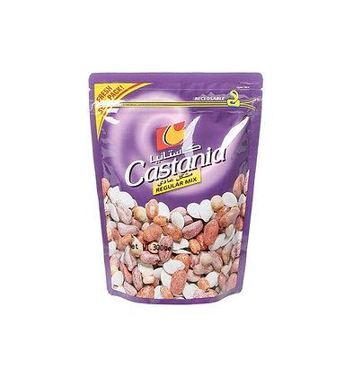 Castania - Obyčajný Mix Orieškov