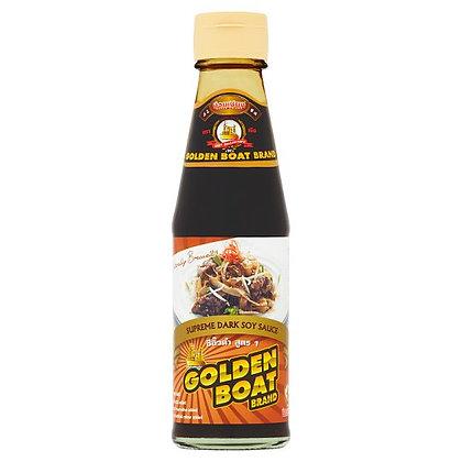 Golden Boat Brand - Super tmavá Sójová Omáčka