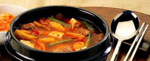 Kórejská Kimchi polievka (Kimchi Jjigae)