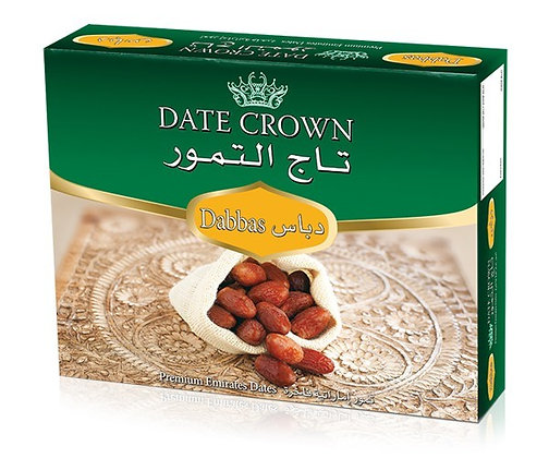 Date Crown - Dabbas Ďatle