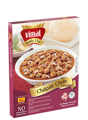 Vimal - Chatpate Chole
