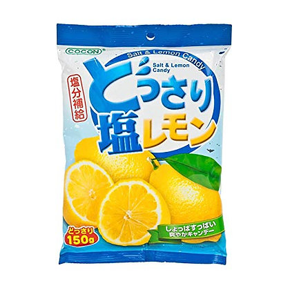 Cocon - Salt & Lemon Candy, 150g
