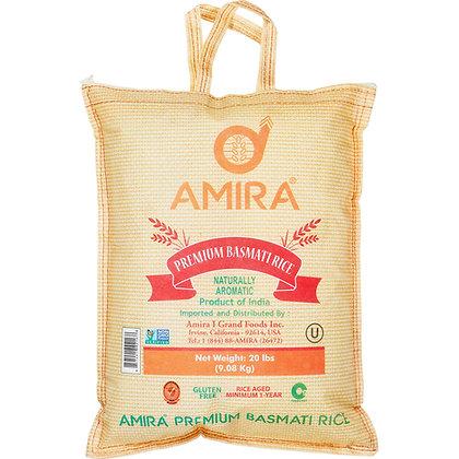 Amira - Basmati Ryža Predvarená