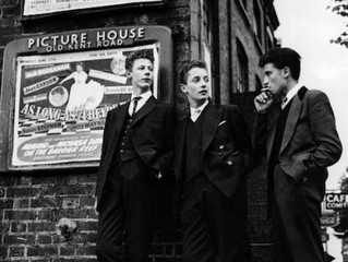 The Teddy Boys and the Elephant and Castle
