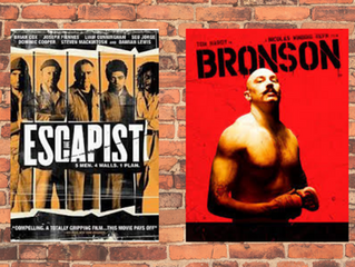 Prison Pairs #2: The Escapist and Bronson