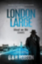 Murder mystery crime thriller set on the streets of London by Garry and Roy Robson