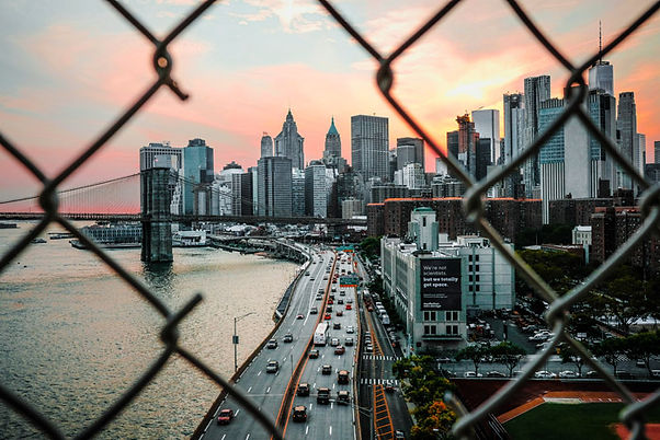 NYC, Brooklyn Bridge, Photo by Matteo Ca