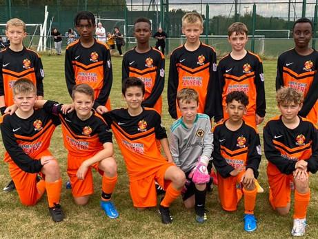 U12 Boys v Wakefield - 25th September 2021